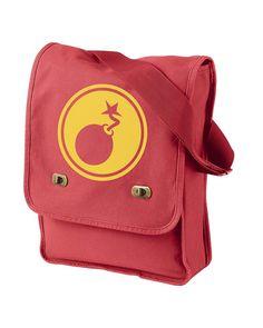 Team Fortress 2 - Class Emblem Field Bag