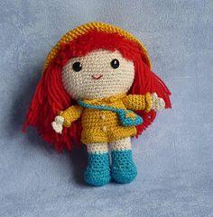Crochet~ Amigurumi Dolls- Free Pattern