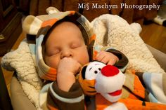 The wonderful thing about tiggers... Miss Maehym Photography