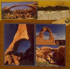 Arches National Park -- Right - Scrapbook.com