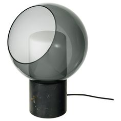 Look what I've found at IKEA - evedal table lamp Ikea Table Lamp, Lamp Light, Lamp, Pendant Lamp, Decorative Light Bulbs, Led Lights, Grey Table Lamps, Ikea, Led Light Bulb