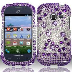 Phone case for Samsung galaxy discover