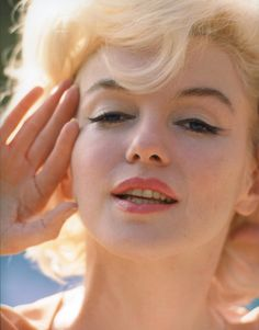 Marilyn Monroe photographed by Willy Rizzo, 1962