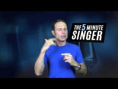 How to Sing Smoothly Across Your Vocal Registers - YouTube