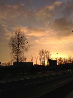 Lodz, Poland   wezzoo #WeatherByYou   2013-02-05