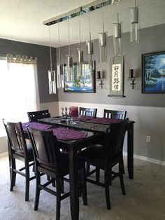 Dinning room renovation mostly done