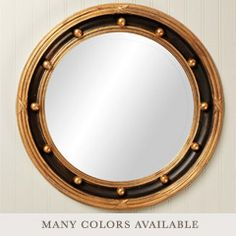 AFK Federal Mirror with Gold Gilding