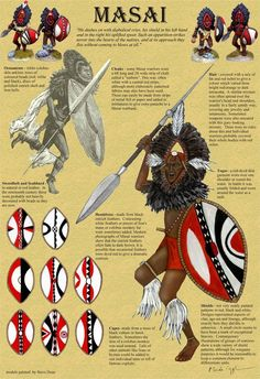 Fearless, pastoral nomads who pursued their dream of gathering more cattle, the haughty, savage & spectacular Masai terrified the Zanzibari Slavers. African Culture, African American History, African Tribes, African Art, Tribu Masai, Zulu Warrior, Woman Warrior, African Tattoo, African Warrior Tattoos