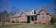 Luxurious York County home offers 3,187 sqft. of living space in the Tabb school district. Elegance abounds in this all brick rancher. True HDWD floors transition to upscale tile in this expansive floor plan. Over sized living space, vaulted ceilings, & extensive granite surfaces allow for LG comfortable gatherings. This stunning home is completed w/a fully DET oversized garage, & expansive sunroom.To schedule your private showing or for more details: www.danmatterrealtygroup.com