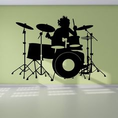 Brighten up any wall in your room with an easy to apply wall sticker. Available in up to 8 sizes and 37 colours you're sure to find a design suitable for any room in your home.   Our wall stickers are a great way to transform a bare wall and are suitable for homes, vehicles, offices, bars, restaurants & shops. They can be used indoors and outdoors on a wide variety of surfaces, they can be removed without damaging paintwork but once removed cannot be reused.