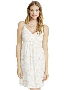 321f74cfa0f Motherhood Maternity Jessica Simpson Lace Nursing Nightgown
