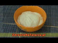 Majonez z ziemniaka (wegański) – bez cholesterolu   Zdrowie Na Talerzu