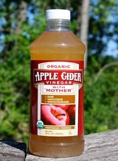 "For over 2000 years, vinegar has been used for a variety of culinary and traditional purposes. This apple cider vinegar is unpasteurized and unfiltered, so it contains the naturally formed constituents referred to as the ""mother."" Only certified organic apples are used in our Organic Apple Cider Vinegar so you can feel good about using it."