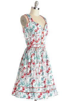 Cocktails to Tell Dress | Mod Retro Vintage Dresses | ModCloth.com