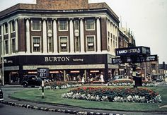WITH the ongoing transformation of Bridge Street and the market area, we are looking at the work to change Warrington town centre in the Modern History, Local History, History Facts, Old Pictures, Old Photos, Vintage Photos, Warrington England, Warrington Cheshire, Shop Fronts