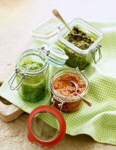 This rocket pesto recipe makes your pesto that little bit different.