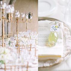 Delicate White and Gold Wedding for Umit and Serra a wonderful Turkish couple. Photo credit @yelijoe #iyiinitaly #tabledecor #whitegoldwedding #weddingsinitaly #weddingday #amalficoastwedding