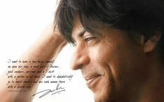 Shahrukh Khan SRK <3 we all already wooed regardless  ! :) <3