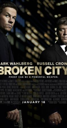 Directed by Allen Hughes.  With Mark Wahlberg, Russell Crowe, Catherine Zeta-Jones, Jeffrey Wright. In a city rife with injustice, ex-cop Billy Taggart seeks redemption and revenge after being double-crossed and then framed by its most powerful figure: Mayor Nicholas Hostetler.