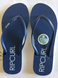 f13f63be909 LADIES RIPCURL THONGS BONDI MIDNIGHT NAVY WOMENS FLIP FLOPS SIZE 9 NEW RIP  CURL  fashion  clothing  shoes  accessories  womensshoes  sandals (ebay  link)