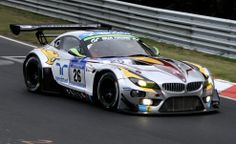 24 Hours 2014: Marc VDS-BMW Z4 No. 26 (did not finish, fastest lap: 8:23.235)