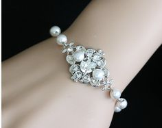 Wedding JewelryDelicate Freshwater Pearl by VirginiaGeigerJewels