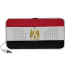 Egyptian flag speaker
