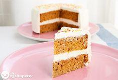Cómo preparar un bizcocho de calabaza aromatizado con especias, delicioso para Halloween o cualquier fecha del año. Receta del Spiced Pumpkin Cake.