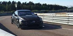 This Is Darth Vader's Volvo Race Car