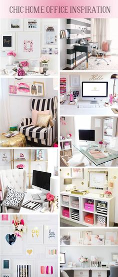 Chic Office Inspirat