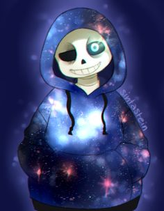 Sans in a different sweater #Undertale#Sans