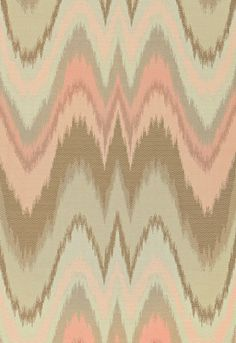 Mary McDonald and Schumacher, beige, blush and bargello via white T design blog