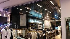 CK (Retail Store) @Milano ( MI ) By AD Store & More #design #store #retail #contract #work #managment #ADSM