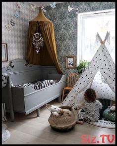 Baby Playroom, Playroom Decor, Nursery Decor, Boys Bed Canopy, Baby Canopy, Ruby Room, Diy Curtains, Baby Furniture, Kids Bedroom