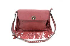 Ceto Concealed Carry Purse (Red)