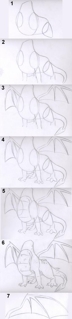 How+to+Draw+Spyro's+Body+by+TrainerSpyro.deviantart.com+on+@deviantART