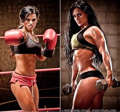 To be fit you have to fight for it and be your own champion!