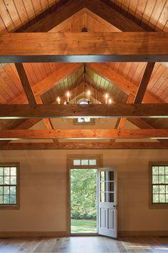 Peter Zimmerman Architects, New Barn, Fairfield, CT