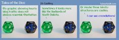 Tales of the Dice: 21 Castling