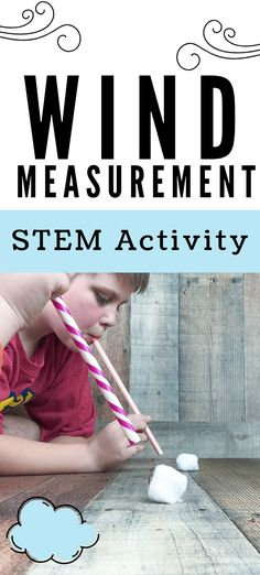 How Far Can You Blow a Cloud? Use this fun hands on activity to practicing measurement and distance! Get an easy STEM activity Weather Activities For Kids, Preschool Science Activities, Preschool Learning Activities, Science For Kids, Teaching Weather, Science Experiments, Kindergarten Stem, Stem Curriculum, Measurement Activities
