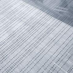 Random lines-- --- - --. #handmade #handwoven #linen #shawl #uego_craft #textile #textilecraft #craft #konsthantverk #sweden  #madeinsweden #sashiko #pattern #スウェーデン #北欧 #テキスタイル #手織り #ハンドメイド #刺し子