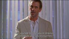 love dr. house