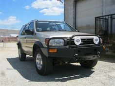 1996 nissan pathfinder spare parts