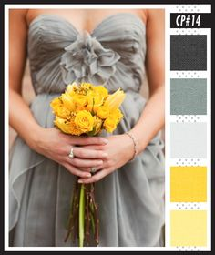 Lizzy B Loves visual + sparkle = color : Pops of color for a Fall Wedding #color_palette #wedding_color_inspiration #wedding_colors