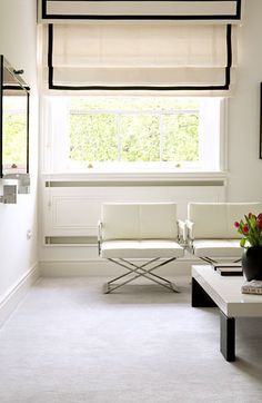 5 Astonishing Diy Ideas: Privacy Blinds Bathroom blinds for windows wooden.Kitchen Blinds With Dark Cabinets blinds for windows with curtains.Sheer Blinds Home. House Blinds, Blinds For Windows, Curtains With Blinds, Window Blinds, Room Window, Gypsy Curtains, Tall Windows, Fabric Blinds, Burlap Curtains
