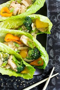 Chicken Stir Fry Let