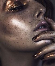 Pat McGrath - gilded                                                                                                                                                                                 More