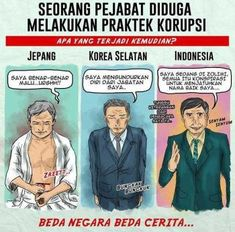 Difference of corruption discovery : Japan (Harakiri), South Korea (resign), Malaysia (report to police on whistleblower) Jokes Quotes, True Quotes, Best Quotes, Qoutes, Memes, Bio Twitter, Aging Humor, Reminder Quotes, Quotes Indonesia
