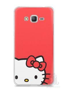 Capa Samsung Gran Prime Hello Kitty