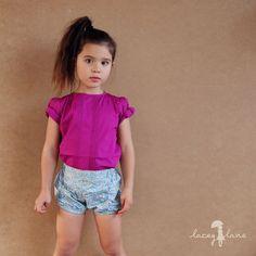 Wren Puckers from Lacey Lane Toddler Fashion, Kids Fashion, Lacey Lane, Low Back Dresses, Clothing Labels, Wren, Cool Baby Stuff, Zara Tops, Stylish Girl